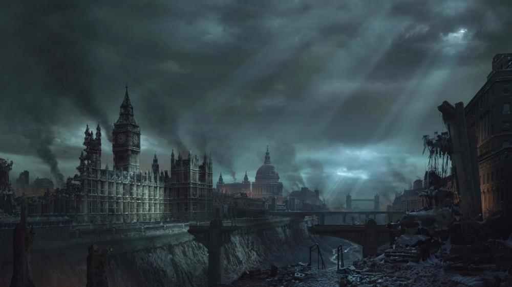 Тереза Мэй пытается спасти Британию, вызывая дух Путина