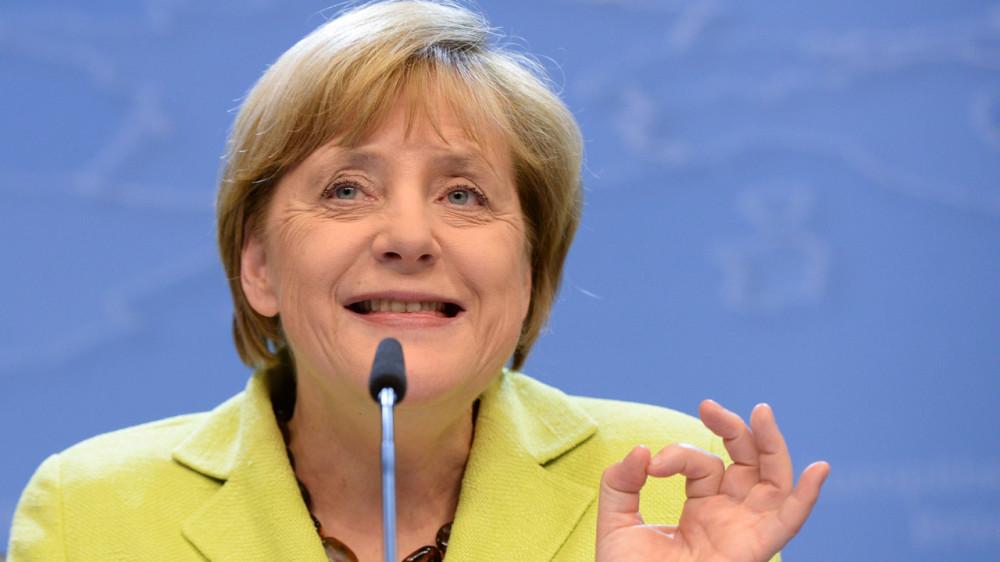 "Меркель ""сливает"" доллар"