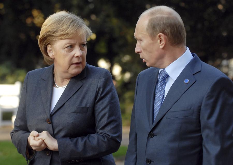 """""""Сближение с Россией - это теперь приоритет внешней политики Германии"""""""