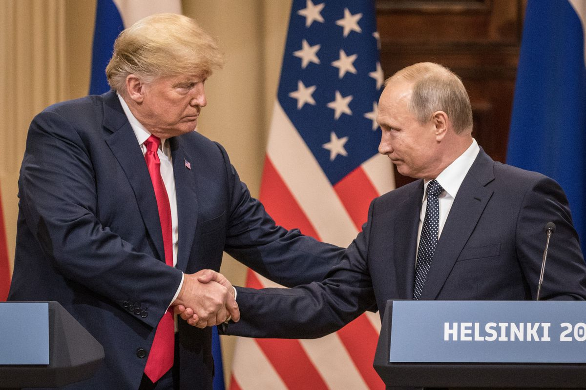 «Тегеран Должен Быть Задушен»: Вашингтон Действует На Пользу России