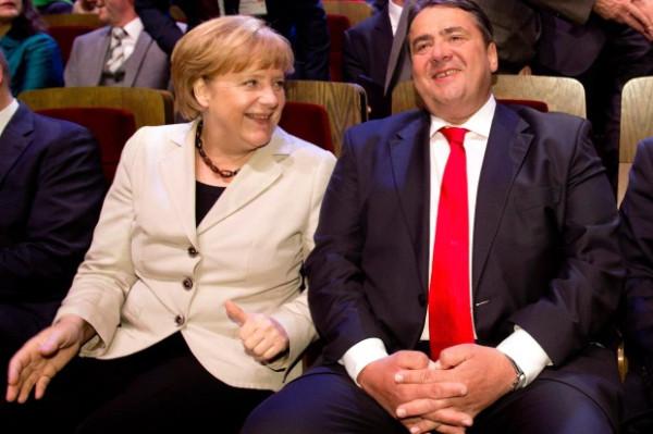 Angela-Merkel-und-Sigmar-Gabriel