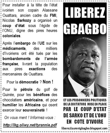 tract Gbagbo Cote d'Ivoire