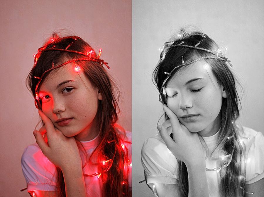 portraits of night