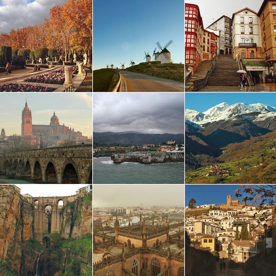 ¡Hola,  España!