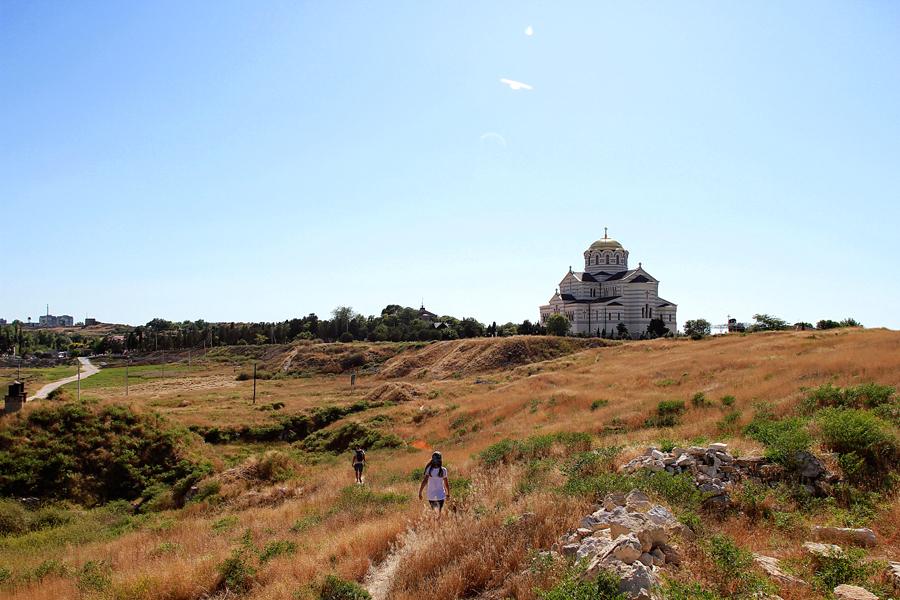 Sevastopol. Part 2