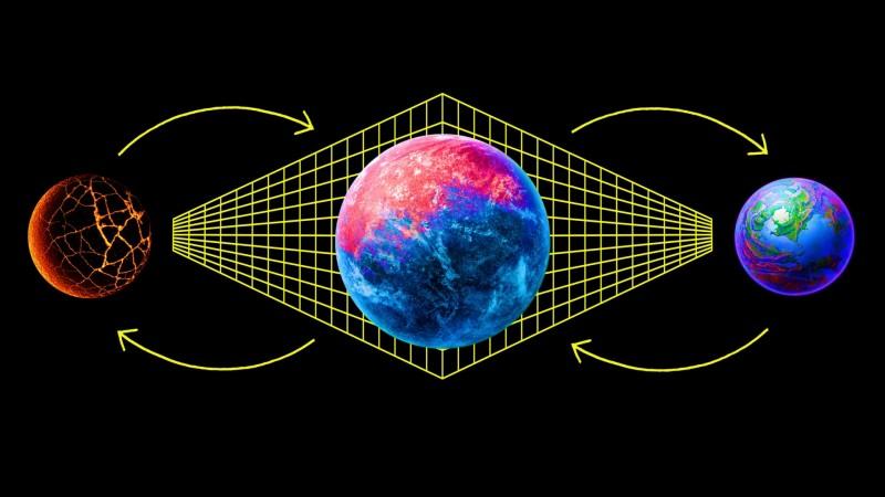 Наш мир намного больше и сложнее, чем мы можем себе представить. Но шанс разгадать фундаментальные тайны Вселенной у нас есть.
