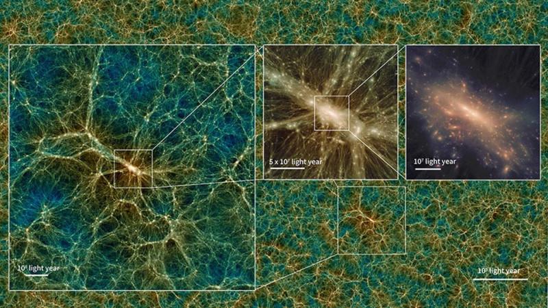 Исследователи создали целую виртуальную Вселенную, и ее можно скачать