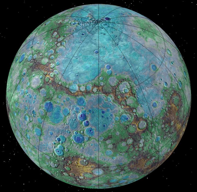 Меркурий в объективе БепиКоломбо – первые кадры