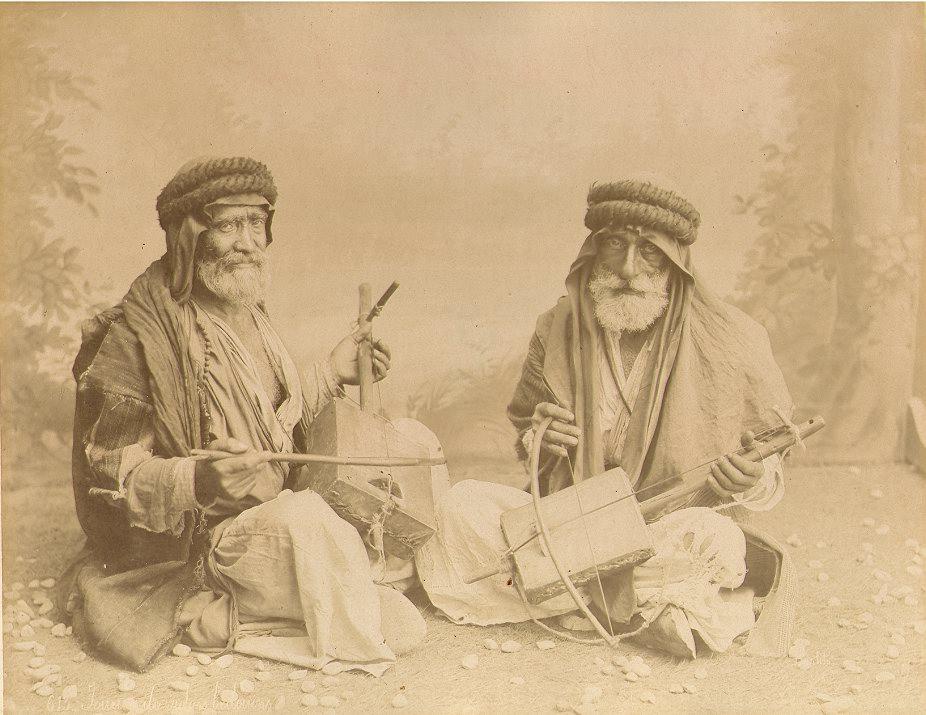 Bonfils,_Félix_(1831-1885)Beduin violin players