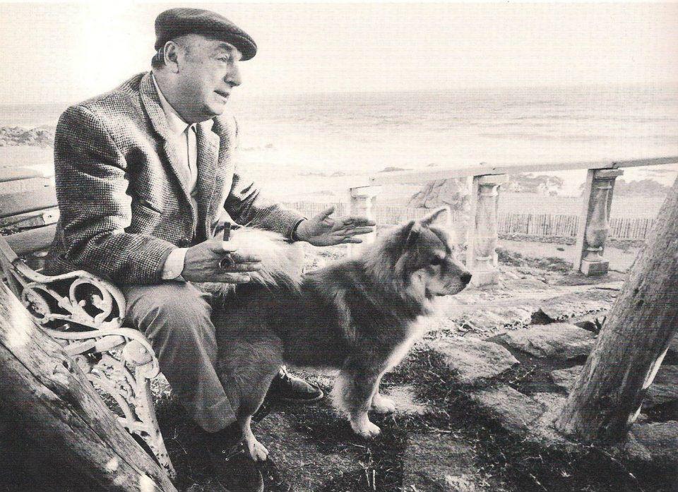Sara-Facio-art-photographie-argentine-misericordia-noir-et-blanc-portrait-Pablo-Neruda