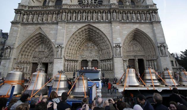 bells-02 France Notre Dame BeLLS