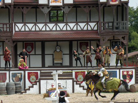 Little Reviews Poem For Friday Renfaire Sound Of Music
