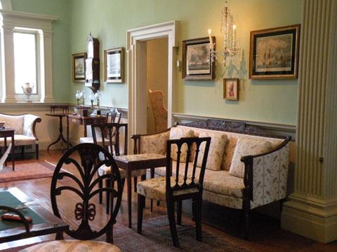 Mount Stuart Dining Room