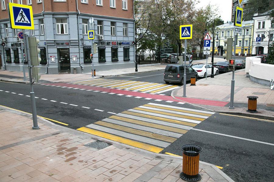 Москва: где нужны пешеходные переходы?