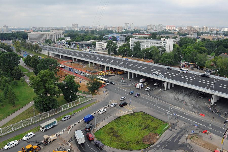 реконструкция Ярославского