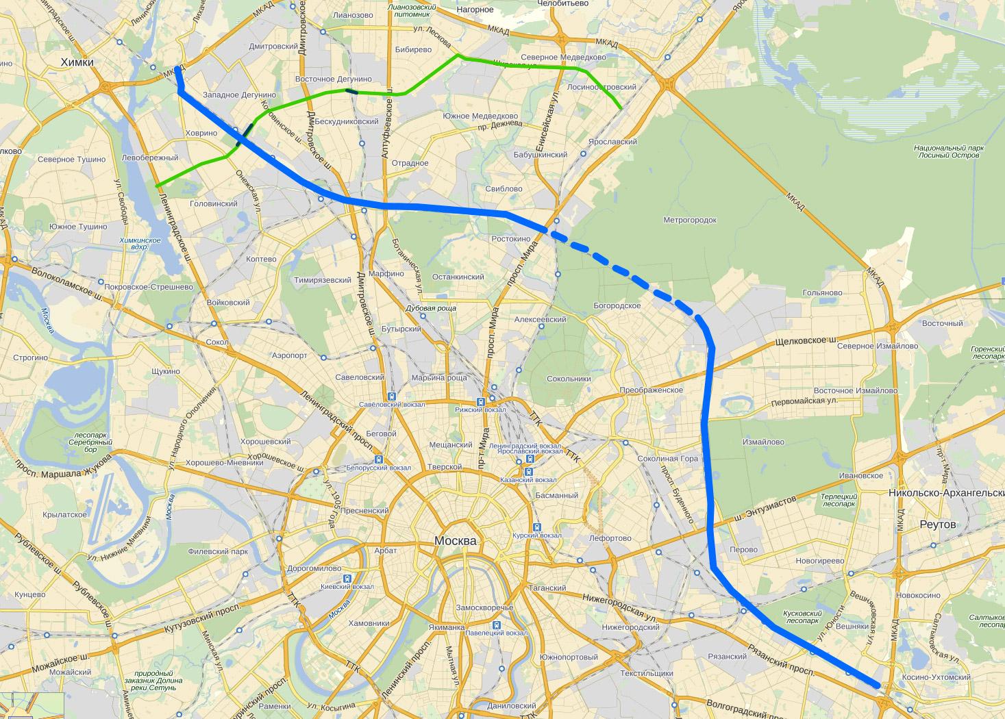 Схема проезда ярославское шоссе фото 379
