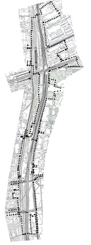 Схема прохождения трассы москва петербург