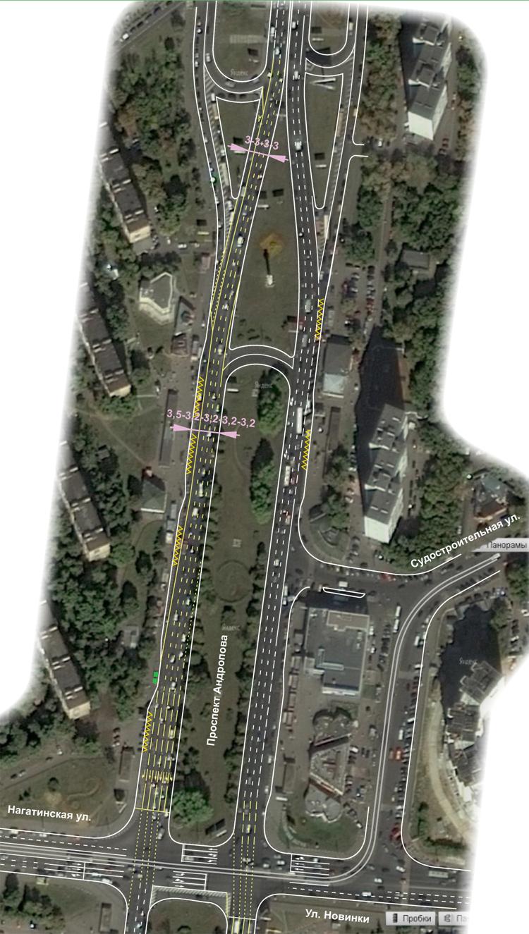 схема метро москва улица ясеневая