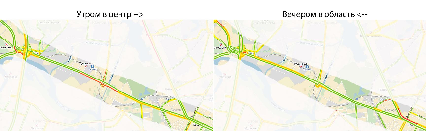 Реконструкция новорижского шоссе схема фото 430