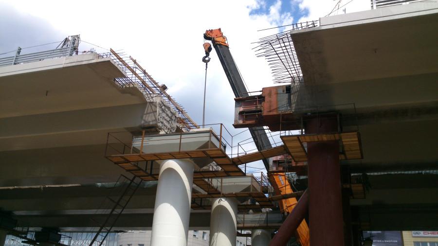 Реконструкция волгоградского проспекта схема 79