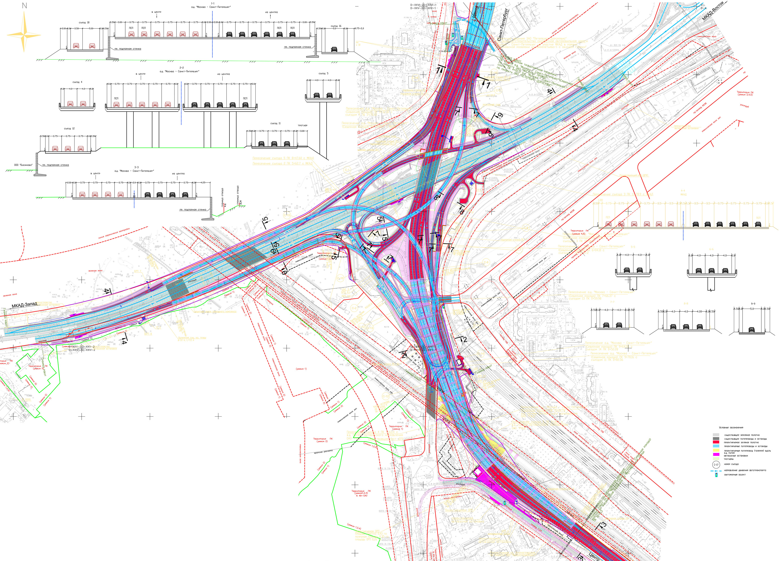 схема проезда от метро проспект вернадского до химок
