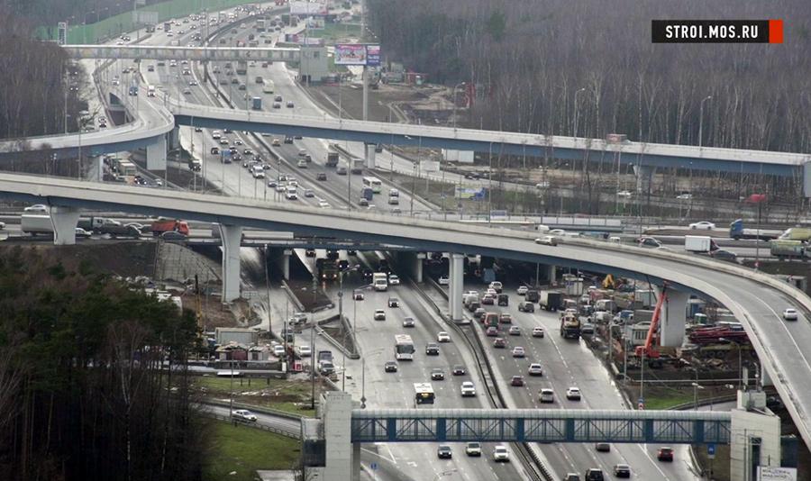 фото развязки минского шоссе поговорим том, как