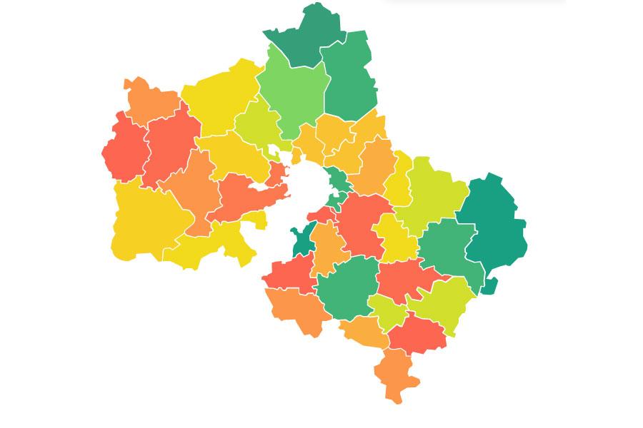 Борьба с пробками начата под окнами мэра  ГазетаRu
