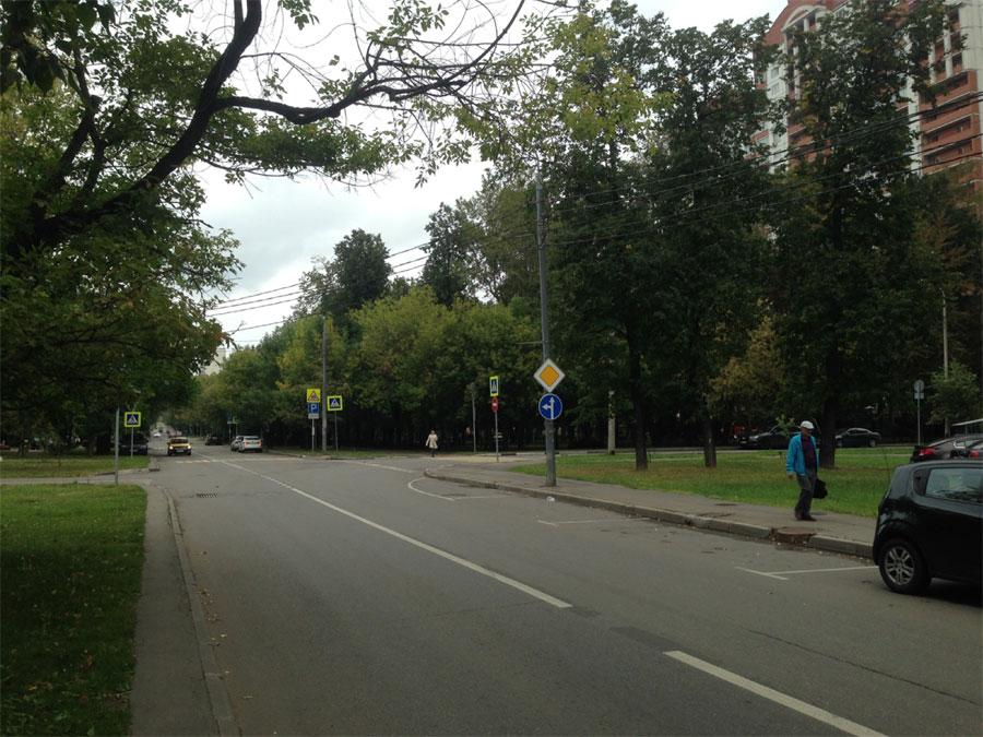 Вишневая улица - улица Циолковского