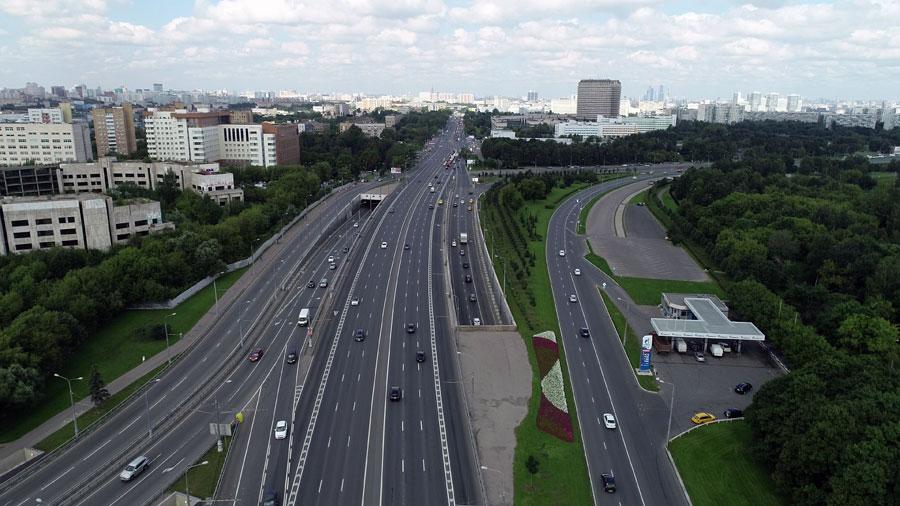 Каширское шоссе - Пролетарский проспект