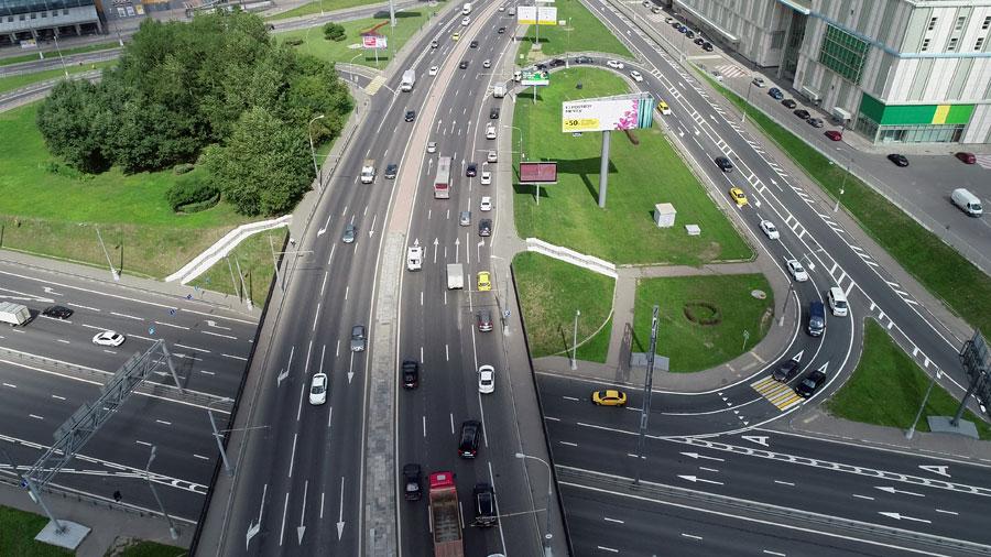 Каширское шоссе - Коломенский проезд в