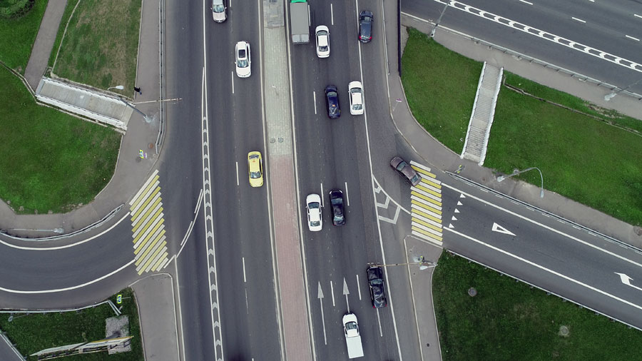 Каширское шоссе - Коломенский проезд в центр
