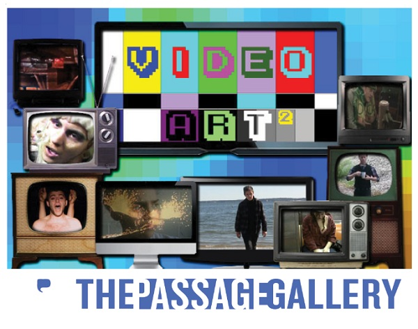 Video Art 2 Opening Exhibition in The Passage Gallery