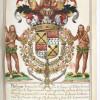 """« Les noms et surnoms, qualitez, armes et seigneuries de tous les cardinaux, prelats et commandeurs de l""""Ordre du St -Esprit» (3)"""