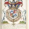 """« Les noms et surnoms, qualitez, armes et seigneuries de tous les cardinaux, prelats et commandeurs de l""""Ordre du St -Esprit» (6)"""