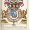 « Les noms et surnoms, qualitez, armes et seigneuries de tous les cardinaux, prelats et commandeurs de l'Ordre du St -Esprit» (4)