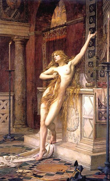 365px-Hypatia_(Charles_William_Mitchell)