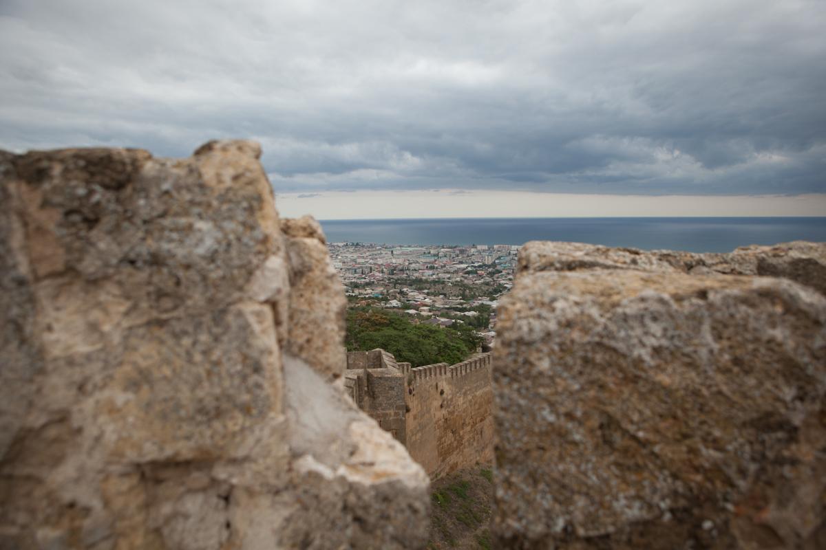Крепость Дербент2