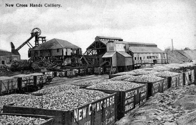 109 Cross-Hands-Colliery-Coal-Mine-Archive-Album-58515