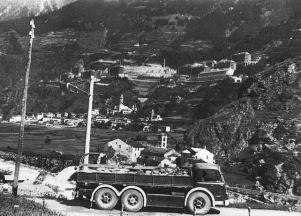 Швейцария-троллейвоз