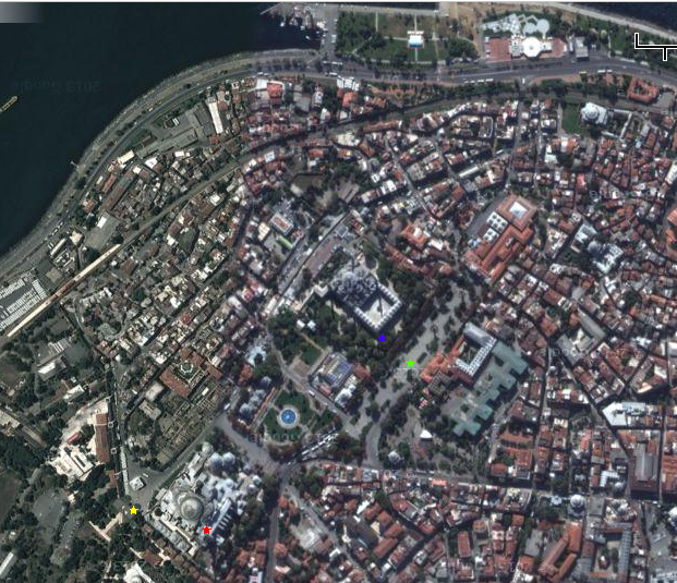 Istanbul-Google