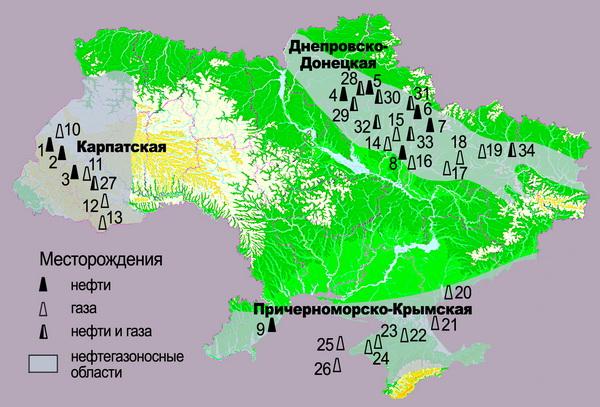 Проблемы других крупных газовых месторождений Днепровско-Донецкой НГП схожи с Шебелинкой - все они...