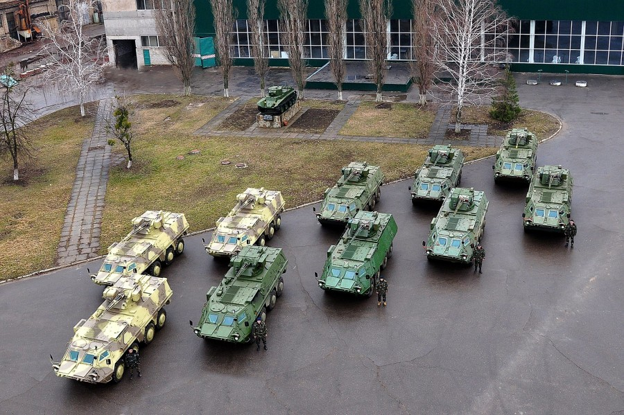 бтр-нацгвардия-Украина-песочница-1040331