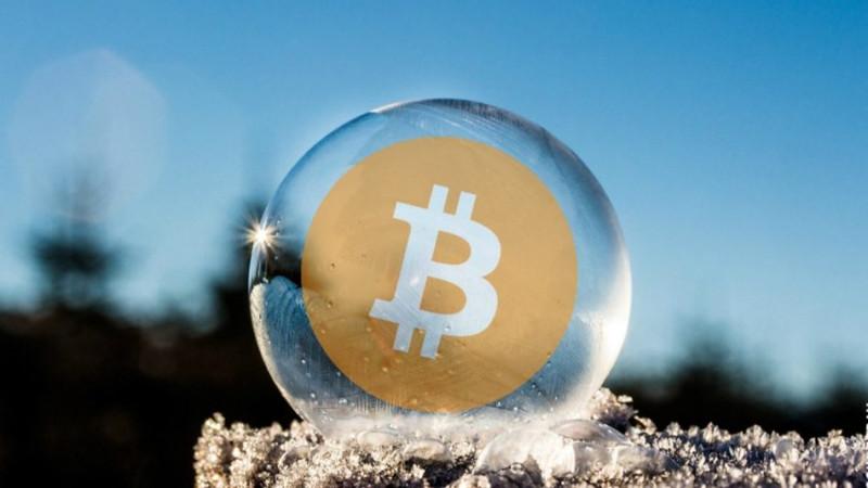 Затянувшаяся коррекция Биткойна заставляет вновь говорить о пузыре