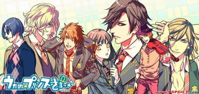 Animes based on dating sims