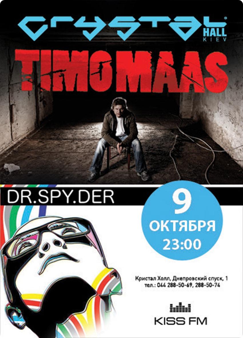 TIMO MAAS  DR.SPY