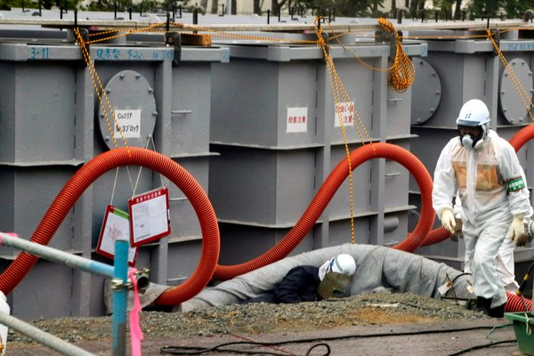 Tower Technology News,  Japan Races To Contain Worst Fukushima Spill Since Meltdown
