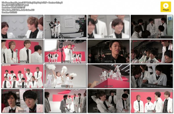 [crystilia_ixora] [PV Making] Hey! Say! JUMP - Precious Girl.mp4.jpg