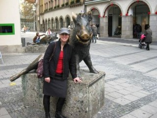 Me and Wild Boar