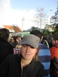 Me at Beer Garden