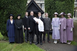 DowntonAbbeyS3-christening